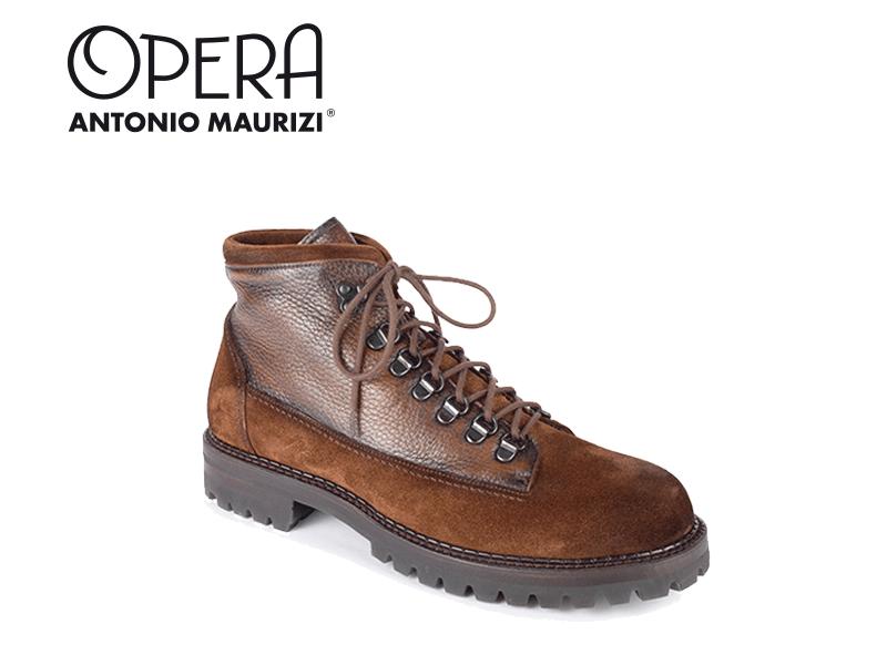 Antonio Maurizi Opera - st. moritz boots commando sole
