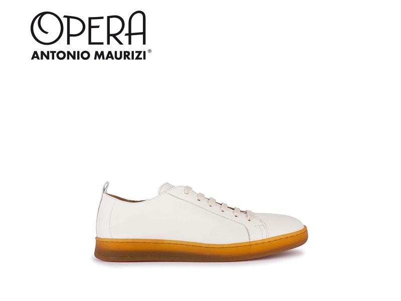 Antonio Maurizi Opera - woman sneakers latex sole