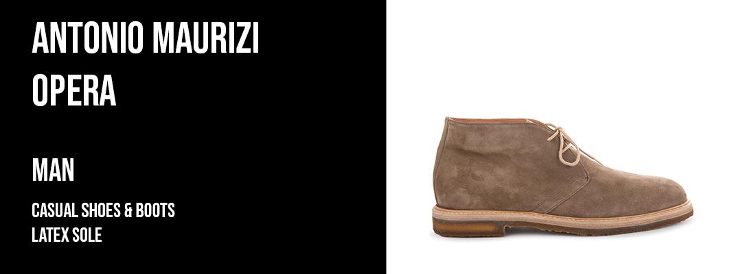 Antonio Maurizi Opera - casual shoes & boots latex sole