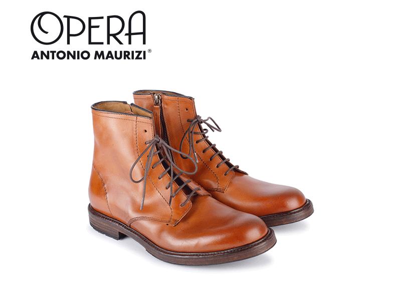 Antonio Maurizi Opera - casual shoes & boots leather&rubber sole