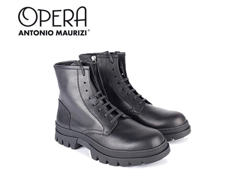 Antonio Maurizi Opera - urban hiking boots one unit rubber sole