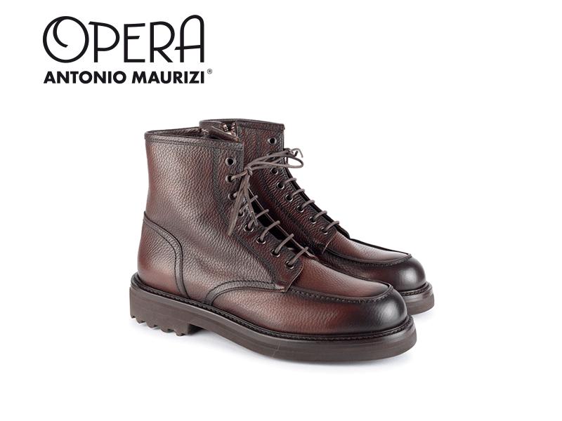 Antonio Maurizi Opera - country boots latex sole