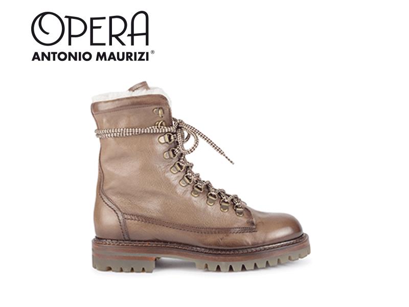 Antonio Maurizi Opera - woman st. moritz boots commando sole