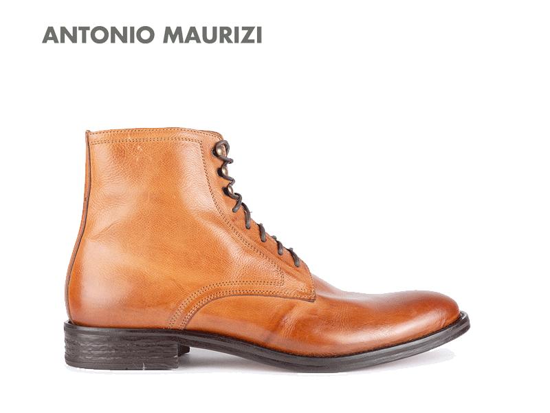 Antonio Maurizi Firma - dressy denim friendly leather sole