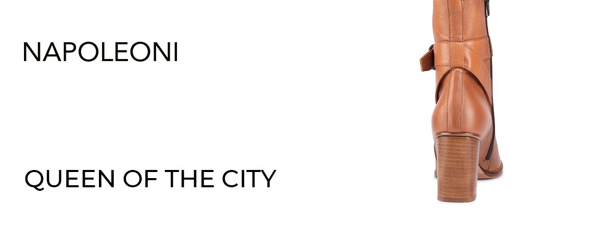 Napoleoni AI2021 - Queen Of The City