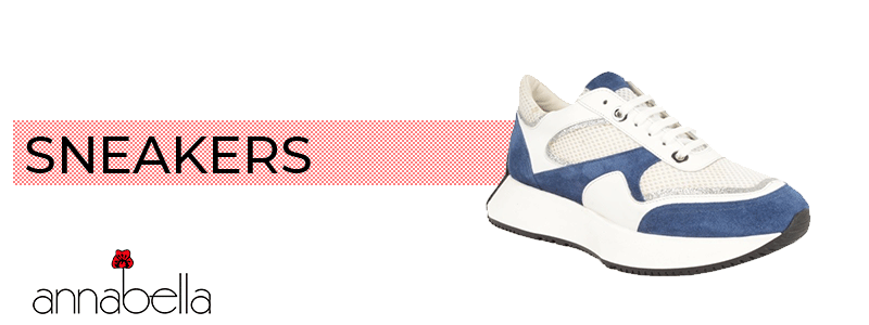 Donna Sneakers PE22